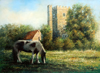 church meadow 16 x 12 code b