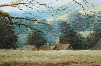 early spring at shere 14 x 10 code b9