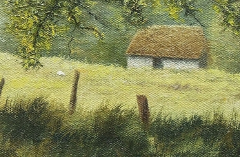 summer at shere 14 x 10 code b2