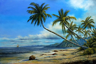 tropical shores 20 x 30 code d