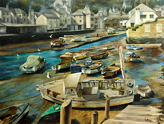 west country harbour 18 x 24 code c
